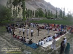 The Civilized People of Gojal Hunza dancing in paradise